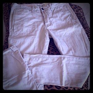 ABERCROMBIE khaki pants 32x32 100%cotton